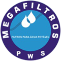 Filtro de Água PWS-500 - Vazão máxima de 150 litros/hora